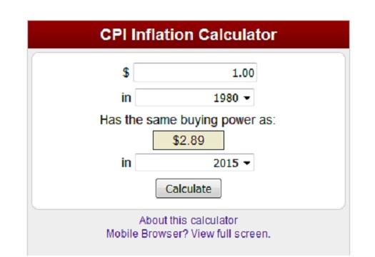 Inflationcalc